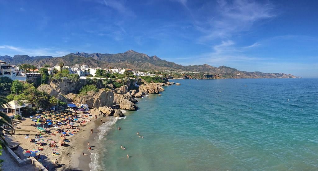 """<p>What makes Nerja so alluring is that while it's very tourism friendly, it hasn't allowed ugly high-rises to take over the city skyline. Stunning beaches that offer a multitude of water sports and a promenade that offers breathtaking views of the Mediterranean—what else could you ask from a vacay anyway?<br />Photograph: <a rel=""""nofollow"""" href=""""https://www.flickr.com/photos/jpkrone/41281716251/sizes/l"""">J Philipp Krone/Flickr (Under Creative Commons License)</a> </p>"""