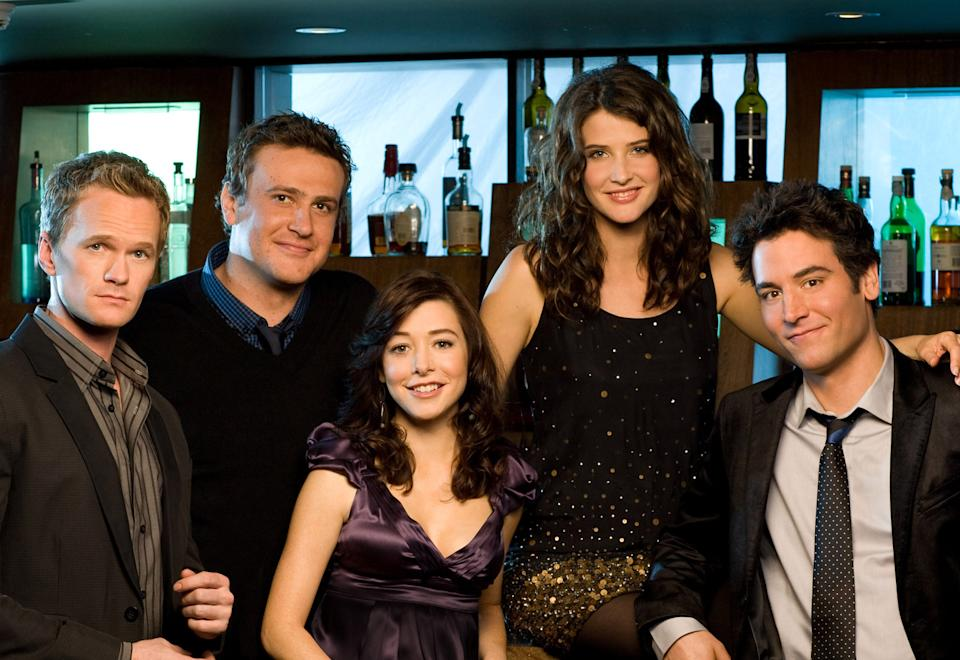 How I Met Your Mother. Image via CBS