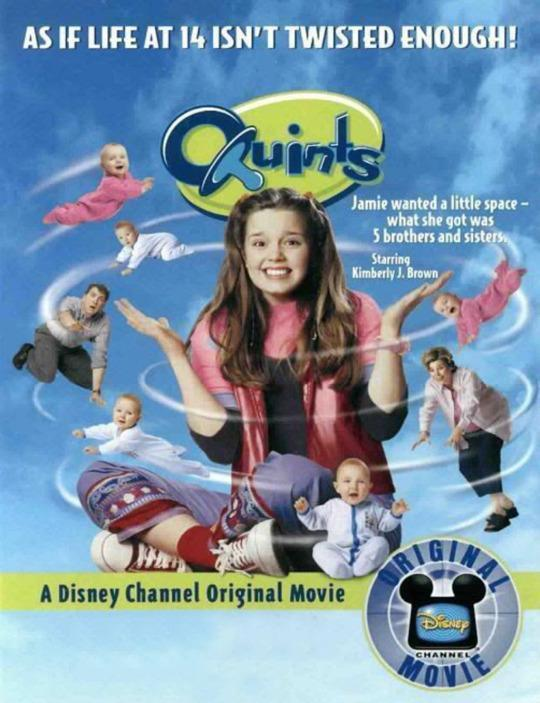 <p>After a woman selfishly decides to give birth to quintuplets, her 13-year-old daughter must figure out other ways to steal the spotlight. Directed by David Cronenberg, just kidding.<br><br><i>(Credit: Disney Channel)</i> </p>