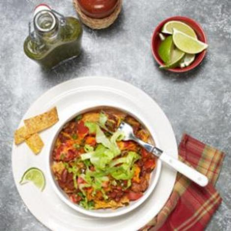 Frito Pie Made Healthier