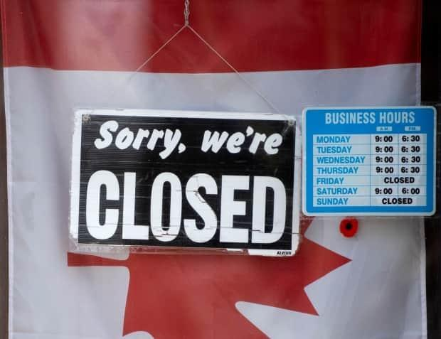 A coalition of businesses in the industries that have been hammered by the pandemic is calling on Ottawa to extend support programs. (Adrian Wyld/The Canadian Press - image credit)