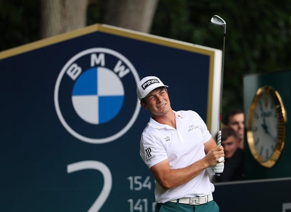 Viktor Hovland will look to help Team Europe succeed (Getty Images)
