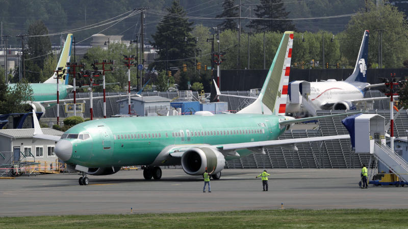 Pilots sue Boeing for $100m over claims 737 Max was unsafe