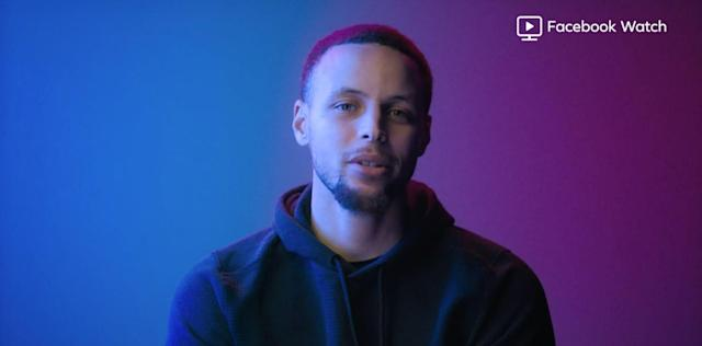 Take an inside look at the life of Steph Curry in 'Stephen vs The Game' (Courtesy: Facebook Watch, Religion of Sports)