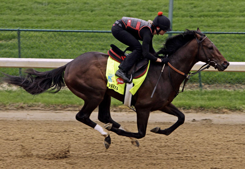 Orb made 7-2 favorite for Kentucky Derby