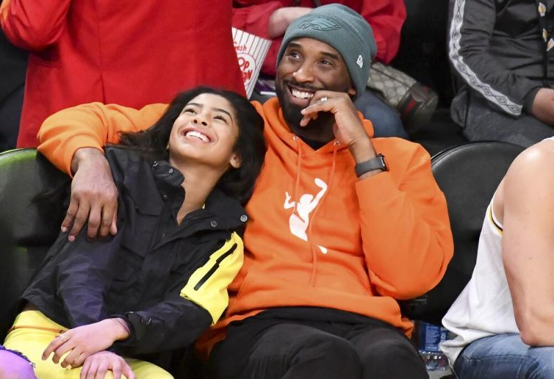 Gianna and Kobe | Allen Berezovsky/Getty