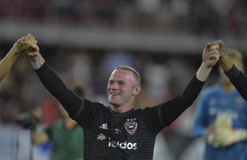 Wayne Rooney has been excellent since coming to D.C. United and MLS. More
