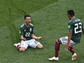 World Cup 2018: How Mexico stunned Germany by exposing their full-backs and harassing Toni Kroos out the game