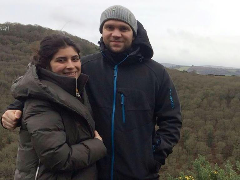 Hedges's wife Daniela Tejada has criticised British officials for their handling of the case