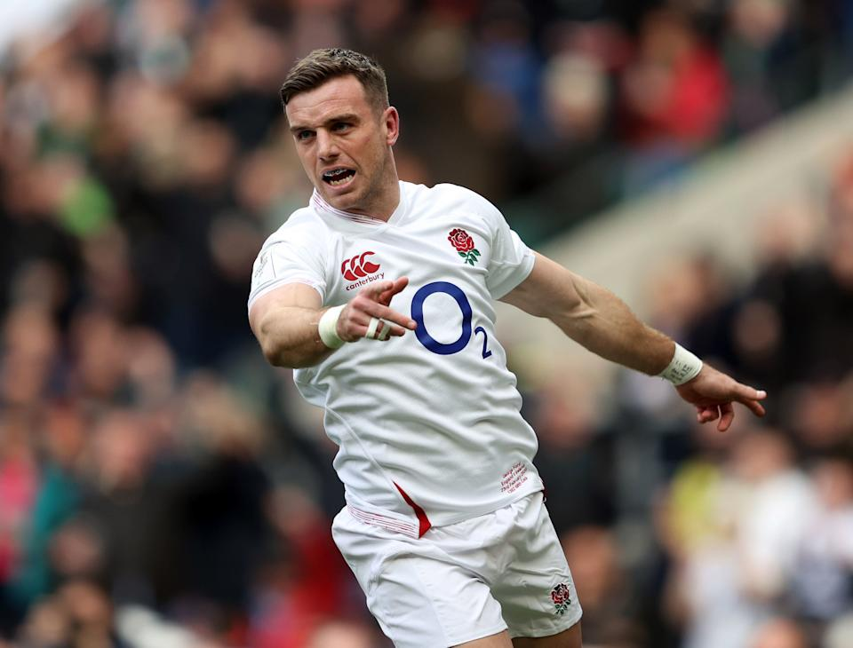 <p>Ford is the only new face in the England side against Wales</p>PA