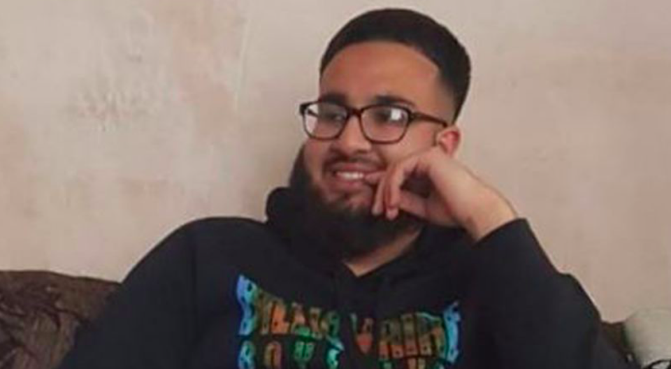 Asim Khan died after being stabbed on St Mary Street in Cardiff city centre. (PA)