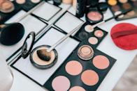 """<p>It isn't wise to wear anyone else's makeup, as it can lead to bacteria or skin infections. However, even with unopened cosmetics, the buyer has no way of knowing <a href=""""https://www.realsimple.com/home-organizing/makeup-expiration-dates-guide"""" rel=""""nofollow noopener"""" target=""""_blank"""" data-ylk=""""slk:the expiration date"""" class=""""link rapid-noclick-resp"""">the expiration date</a> or whether the item has been tampered with. </p>"""