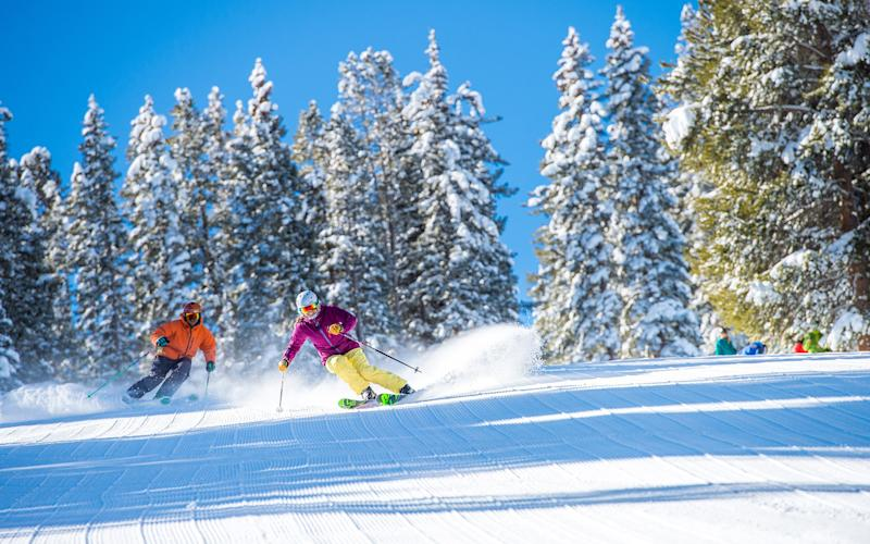 Aspen is one of many resorts to see a rise in visitor numbers this winter - ©2013 Scott Markewitz Photography, Inc. All Rights Reserved