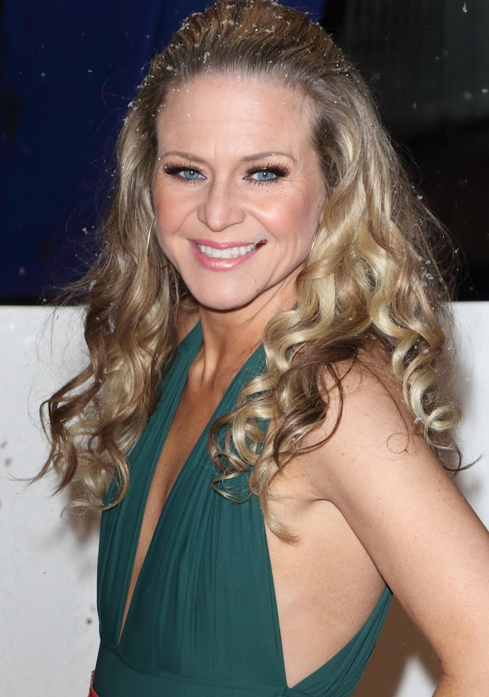 LONDON, -, UNITED KINGDOM - 2019/01/22: Kellie Bright seen on the red carpet during the National Television Awards at the O2, Peninsula Square in London. (Photo by Keith Mayhew/SOPA Images/LightRocket via Getty Images)