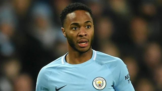 The winger missed the defeat at Wigan on Monday with a muscle injury and Pep Guardiola insists he does not know if he will be fit to return at Wembley