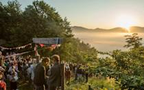 June 10-13, 2016 Held in Bulgaria's stunning Rhodopes Mountains, Meadows in the Mountains brings together up-and-coming artists and like-minded individuals for a three-day celebration of music, nature, and art. Yoga is practiced, faces are painted, and WiFi is nil. For those looking to get a little slice of Woodstock '69, this may be as close as you can get. Plus, who else can really say they travelled to Bulgaria for a mountaintop love fest?