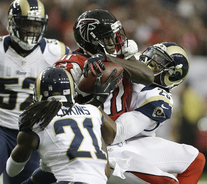 Fisher: Officiating errors costly in Week 2