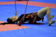 To the untrained eye, arnis -- the stick-wielding martial art of the Philippines -- is brutal and frenzied