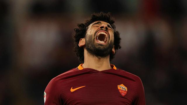 Mohamed Salah recorded a goal and an assist as Roma beat Sassuolo 3-1 at the Stadio Olimpico in Serie A on Sunday.