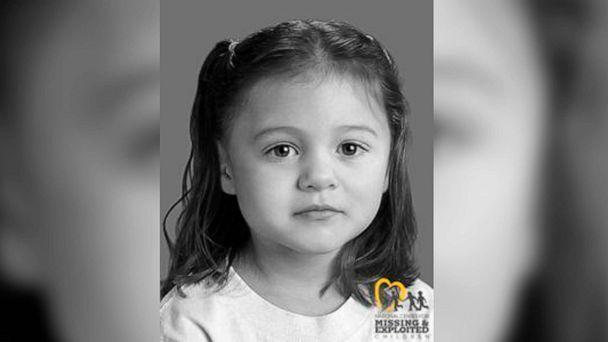 PHOTO: This undated facial reconstruction image released by the Smyrna Police Department in Smyrna, Del., shows what a young girl who police are trying to identify may have looked like when she was alive. (Smyrna Police/National Center for Missing and Exploited Children via AP)