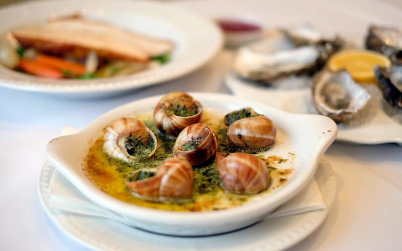 Worth shelling out for? La Bonne Bouffe offers traditional French cuisine - Christopher Pledger