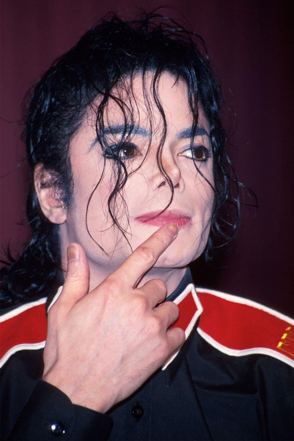 """<p>A documentary about Jackson's life was made and released 10 years after charges of child sexual abuse were filed against him—and in it, the singer made quite <a href=""""https://www.youtube.com/watch?v=8e1pdtRY0P0"""" rel=""""nofollow noopener"""" target=""""_blank"""" data-ylk=""""slk:a few inappropriate comments"""" class=""""link rapid-noclick-resp"""">a few inappropriate comments</a>. When talking about his own children, Jackson said he allows their friends to come over and sleep in his bed, and that he sees no problem with it because, """"it's all very charming."""" The interviewer seems baffled that Jackson would say these things considering the allegations that were brought against him.</p>"""