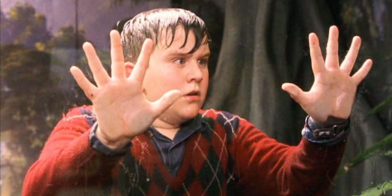 """Dudley from """"Harry Potter"""" resurfaced on the red carpet this week looking like a whole new muggle"""