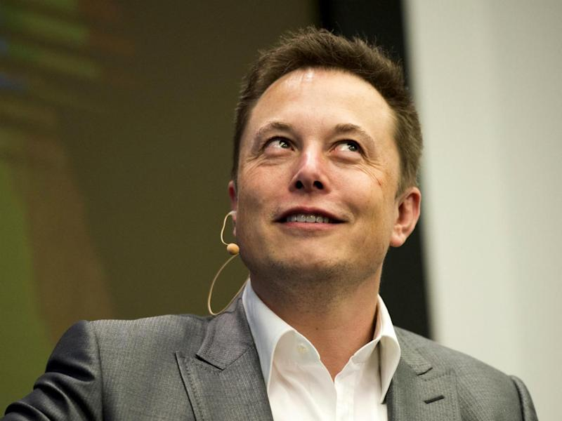 Elon Musk, Chairman of SolarCity and CEO of Tesla Motors (Reuters)