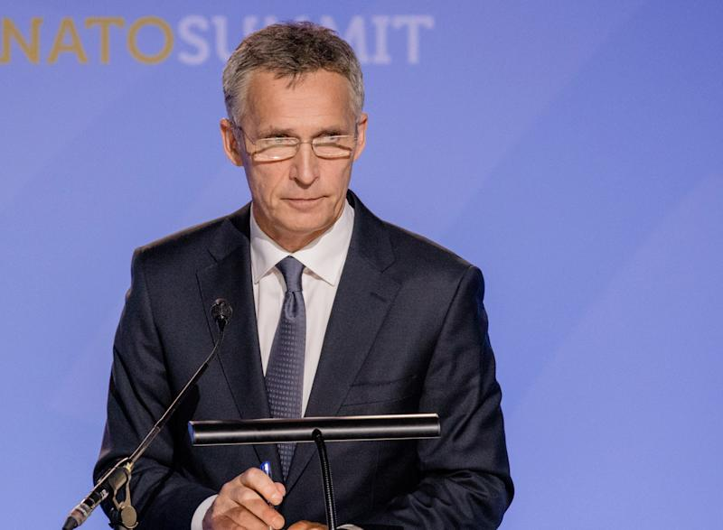 NATO says Russian Federation in breach of arms treaty