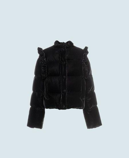 "<p><a class=""link rapid-noclick-resp"" href=""https://www.miumiu.com/gb/en/ready_to_wear/activewear/products.velvet_puffer_jacket.ML632_1CPJ_F0002.html"" rel=""nofollow noopener"" target=""_blank"" data-ylk=""slk:SHOP NOW"">SHOP NOW</a></p>"