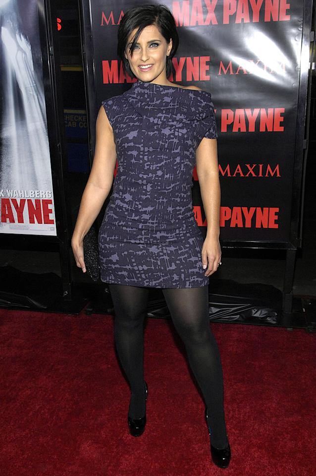 """<a href=""""http://movies.yahoo.com/movie/contributor/1804021108"""">Nelly Furtado</a> at the Los Angeles premiere of <a href=""""http://movies.yahoo.com/movie/1810007086/info"""">Max Payne</a> - 10/13/2008"""