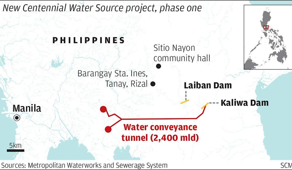 China, Duterte and the Philippine dam set to become a reality, despite four decades of protest