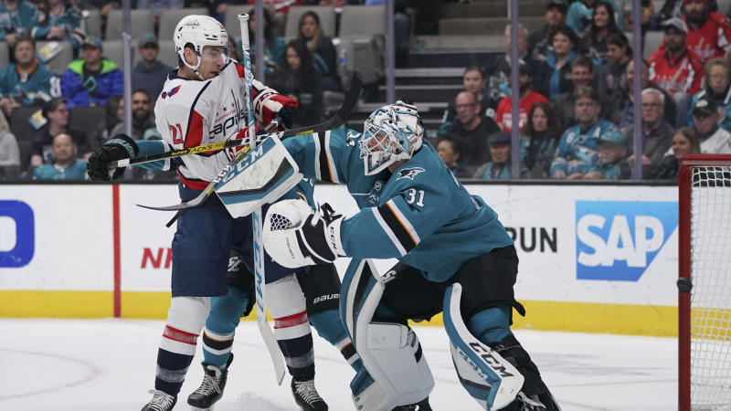 Sharks takeaways: What we learned in 5-2 blowout loss to Capitals