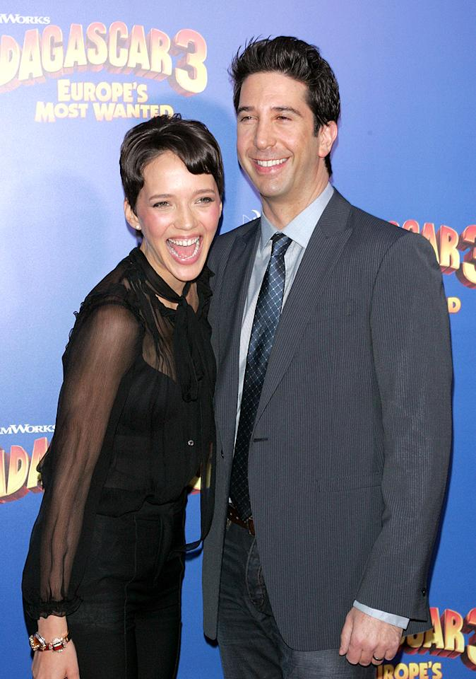 "<p class=""MsoNormal"">Former ""Friends"" star David Schwimmer doesn't make many headlines these days, but he made news a couple of times in the last few years. First in October 2010 when he revealed he had married his girlfriend, Zoe Buckman, a British waitress and photographer four months prior in a small ceremony. And again in May of 2011<span style=""""></span><span style=""""> </span>when Schwimmer and Buckman, who is 19 years his junior, welcomed daughter Chloe. </p>"