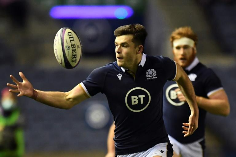 Scotland's Blair Kinghorn