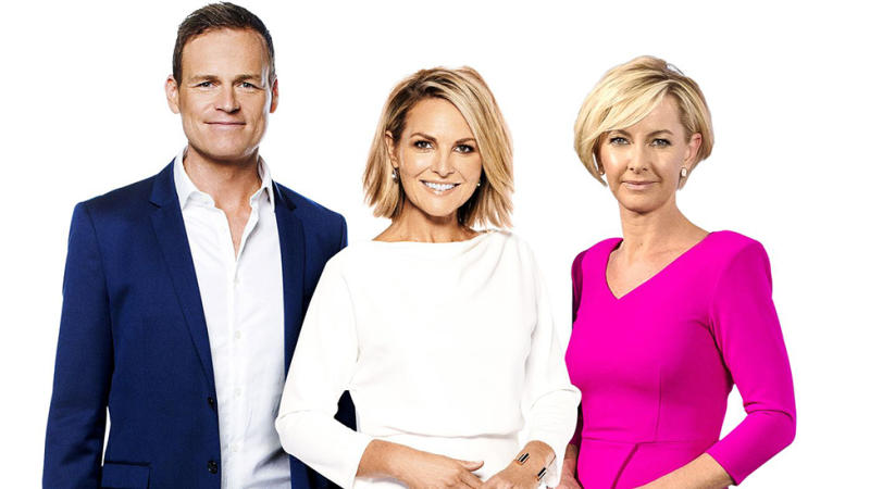 The Today show lineup was axed after less than a year on air. Photo: Nine