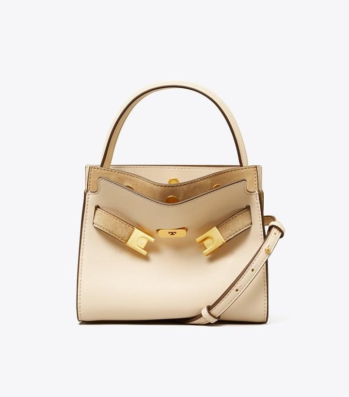 <p>This <span>Tory Burch Lee Radziwill Petite Double Bag</span> ($598) is an investment piece you'll use for years.</p>