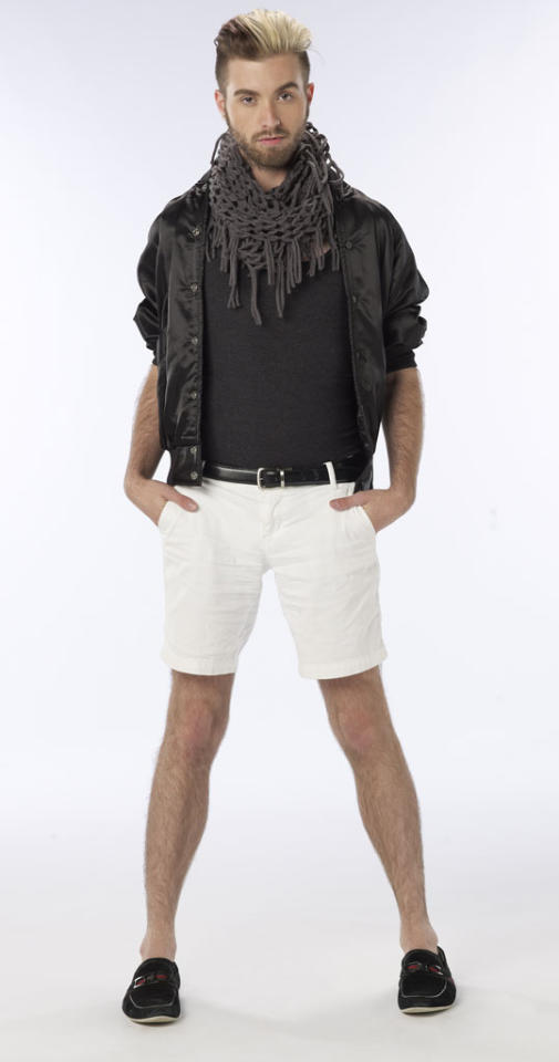 "Gunnar Deatherage is one of 16 all-new designers competing on Season 10 of ""Project Runway."""