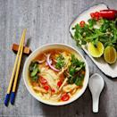 "<p>Maximize flavor in minimal time using your Instant Pot and plenty of aromatics.</p><p><em><a href=""https://www.goodhousekeeping.com/food-recipes/a29760153/instant-pot-chicken-pho-recipe/"" rel=""nofollow noopener"" target=""_blank"" data-ylk=""slk:Get the recipe for Instant Pot Pho With Chicken »"" class=""link rapid-noclick-resp"">Get the recipe for Instant Pot Pho With Chicken »</a></em></p>"