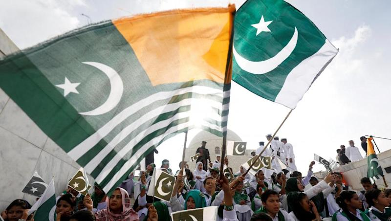 Pakistan warns India against aggression in Kashmir on national holiday