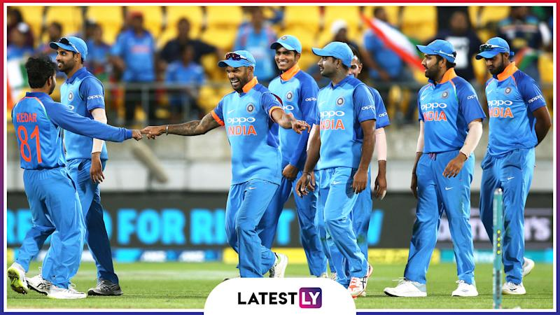 Schedule of Team India at ICC Cricket World Cup 2019: List of Indian Team's Matches, Time Table, Date, Venue and Squad Details