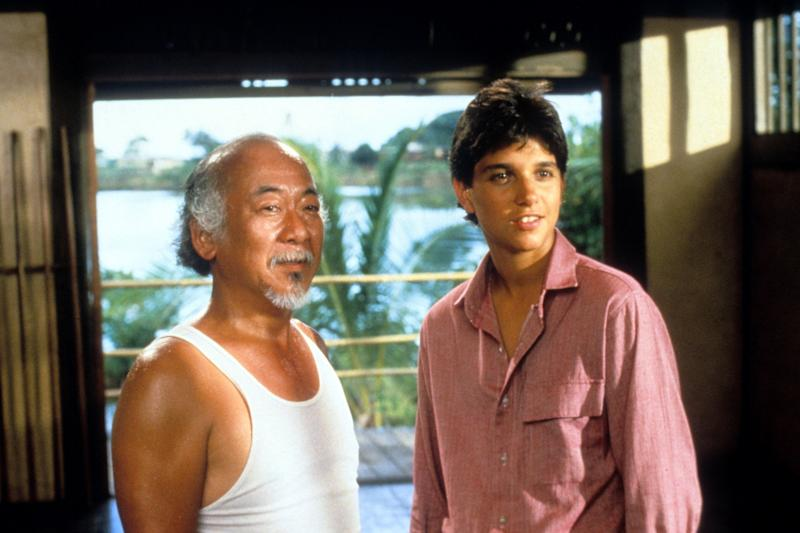 The Karate Kid screenwriter to adapt film as a stage musical