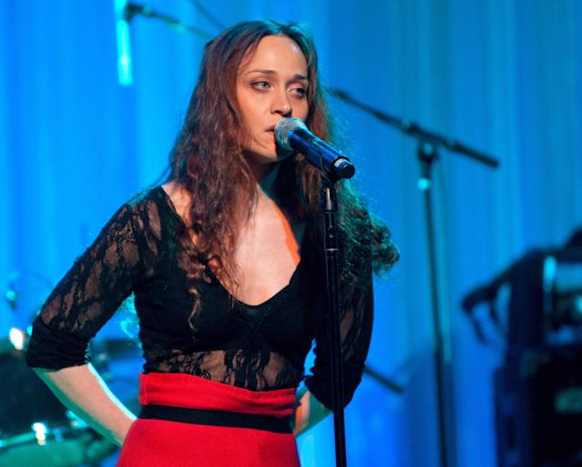 Fiona Apple is featured in a new <em>New Yorker </em>profile. (Photo: Getty Images)