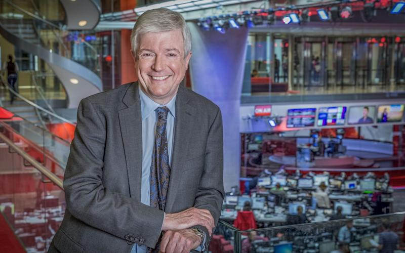 Lord Hall - WARNING: Use of this copyright image is subject to the terms of use of BBC Pictures' Digital Picture