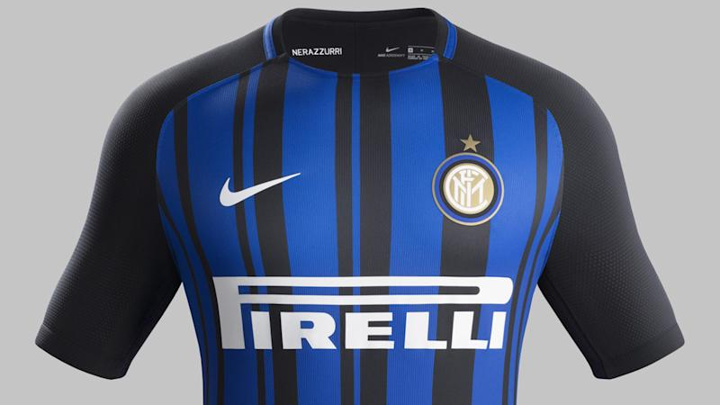 outlet store 6446f b88d5 Inter unveil new home kit in hope Icardi and Co. will land ...