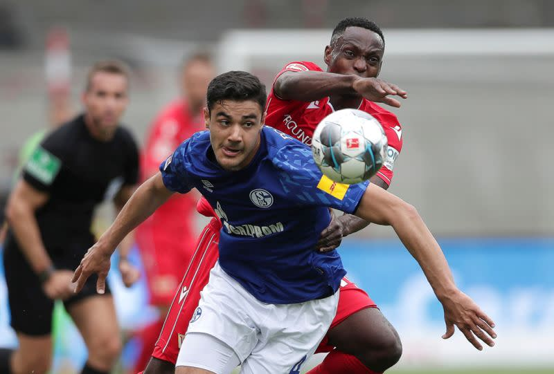 Schalke draw at Union Berlin to stretch winless run to 12 games