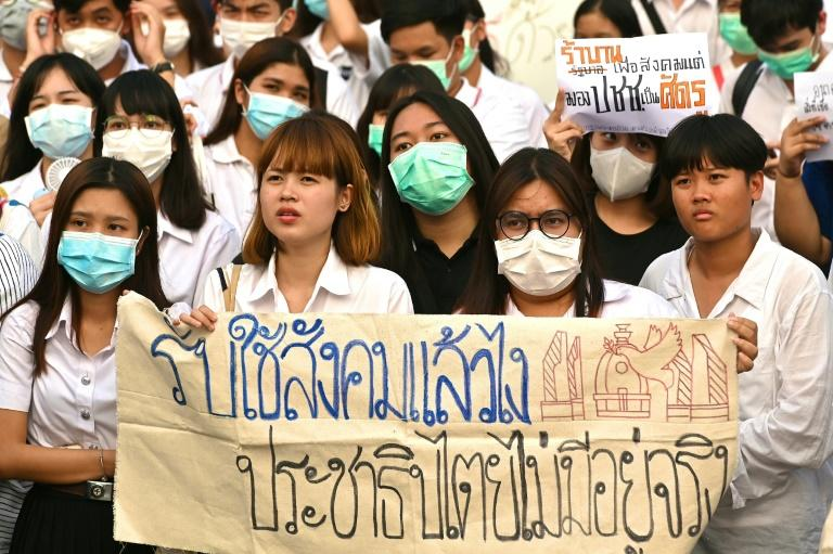 Discontent is simmering across Thailand