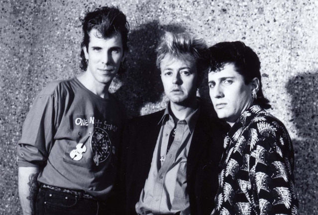 The Stray Cats (Photo: Consequence of Sound)