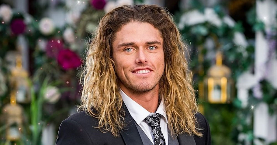 Timm on The Bachelorette.