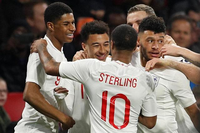 Netherlands 0 England 1: Jesse Lingard strike seals victory after Gareth Southgate picks experimental XI